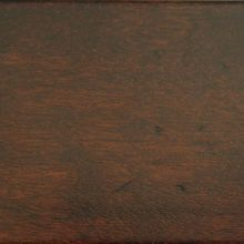 Dark walnut: on cherry