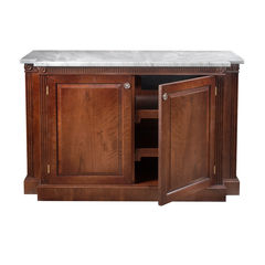 Marble Topped Minibar