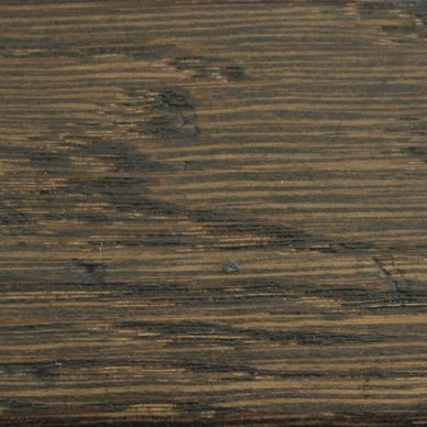 Medium slate: on oak