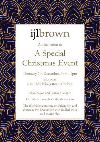 London Christmas Event