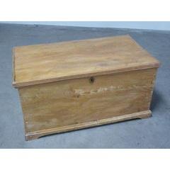 Antique Elm Box