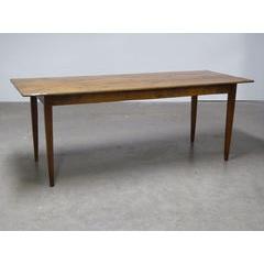 Chestnut Farmhouse Table