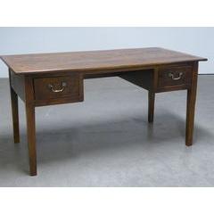 Taper Leg Desk