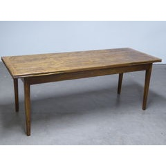 Taper Leg Drawleaf Table