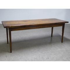 Drawleaf Extending Table