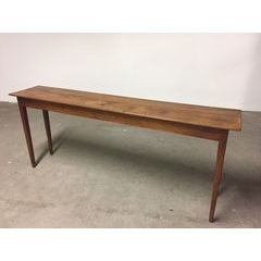 Long Console Table