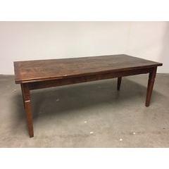 Extending Drawleaf table