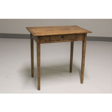Straight Leg Side Table