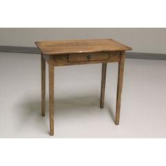 Straight leg side Table