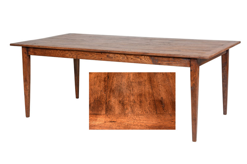 Wide Farmhouse Table