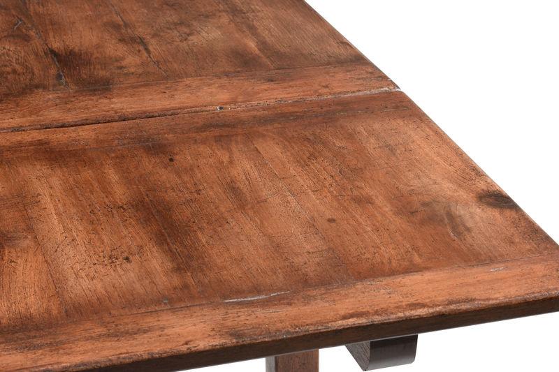 Drawleaf table with ONE leaf
