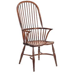 Windsor Tallback Armchair