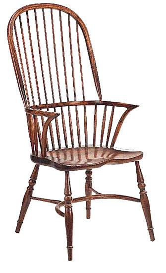 Windsor Tallback Armchair