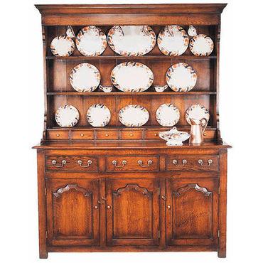 Welsh dresser and rack