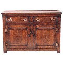 Cottage dresser base