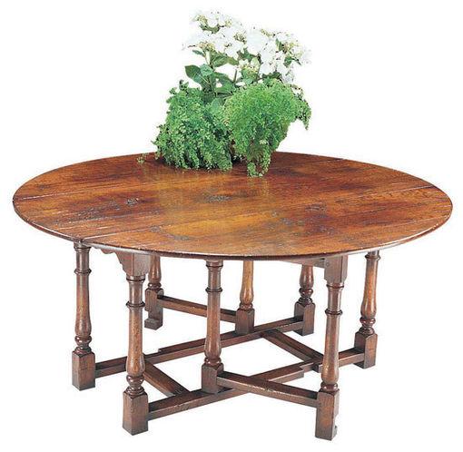 Single gateleg dining table dining tables fauld england for Gateleg dining table