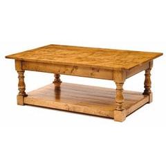 Pippy Oak potboard coffee table