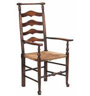 Macclesfield ladderback chair