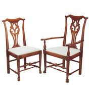 Manor House Chippendale chair