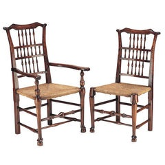 Liverpool Spindleback Chair