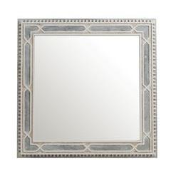 Cote D'Azur Square Mirror