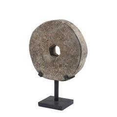 Medium stone on Stand