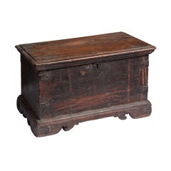 Miniature Wooden Box