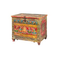 Indian Marriage Chest