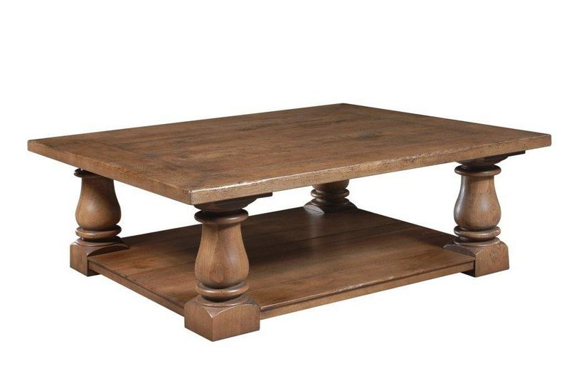 Balustrade Coffee Table Coffee Tables Occasional