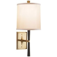 Refined Rib Sconce