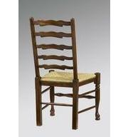 Yorkshire ladderback (pegged) side chair