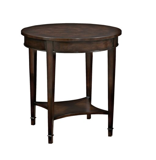 Round lamp table side lamp tables fauld england for Side and lamp tables