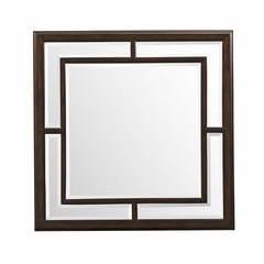 Highbury square mirror