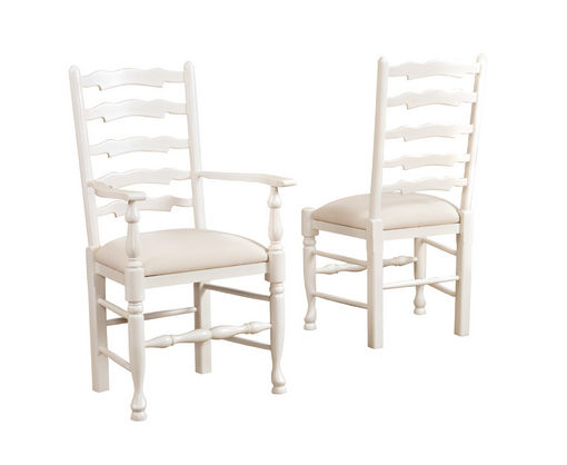 Painted Ladderback Chairs