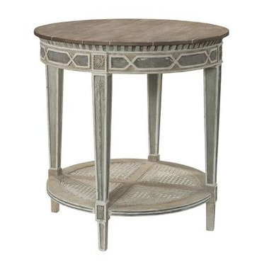 Cote D'Azur Round Side Table