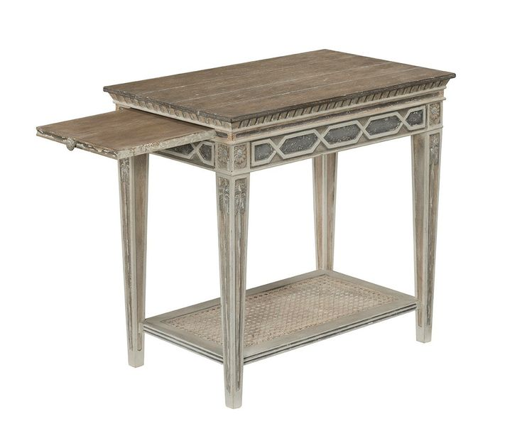 Cote D'Azur Side Table: CG863 with slide
