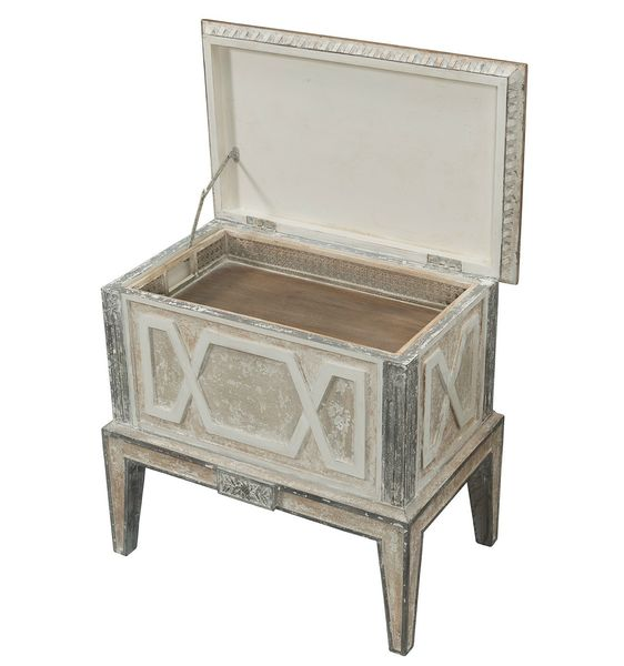 Cote D'Azur Box on Stand: CG864 open