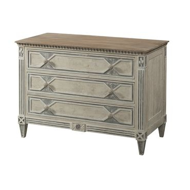 Cote D'Azur Three Drawer Chest