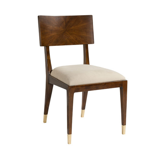 SW19 Dining Chair in Modern Walnut finish