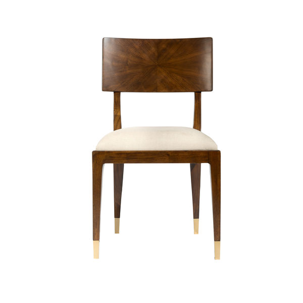 SW19 Dining Chair in Modern Walnut finish