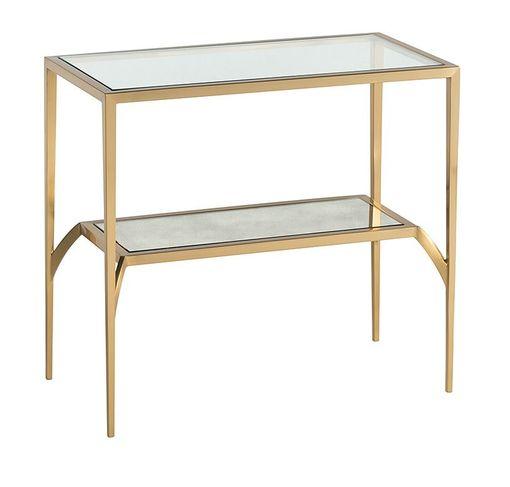 Brompton Rectangular Side Table