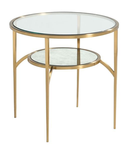 Brompton Round Side Table