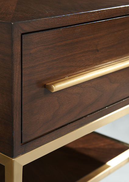 Brompton One Drawer Side Table