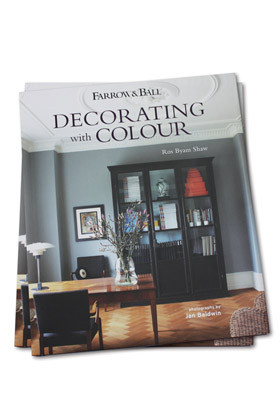 Farrow and ball paint book