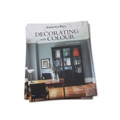 Decorating with Colour Hardback Book