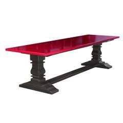 Bespoke Painted Lyon Table