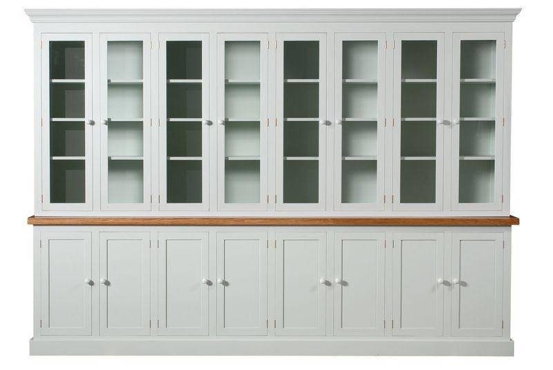 Bespoke Glazed Dresser