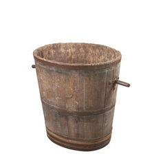 Vintage Grape Barrel