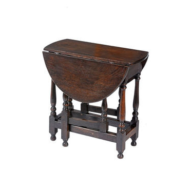 Vintage Oak Gateleg side table