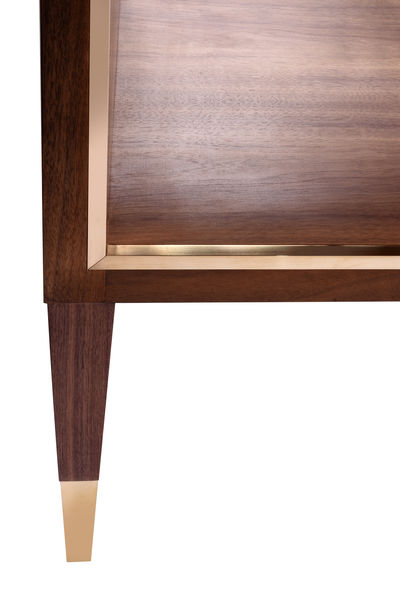 Bespoke Two Drawer Hoxton Console